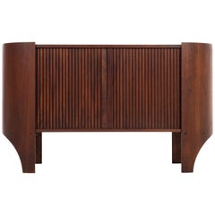 Henry Glass Credenza