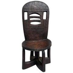 Ethiopian Tribal Chair