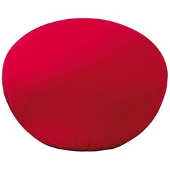 Bonaldo Hollywood Pour in Red Stretch Fabric