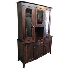 Townline Furniture Richway Three-Door Buffet & Hutch