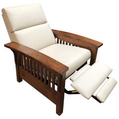 Aj's Furniture Skyline Leather Recliner