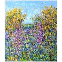 Cornish Hedge, Late Spring