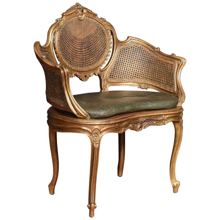 Louis XV Style Canapé Settee