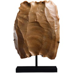 Large Neolithic Flint Core Tool, 8500 BC