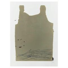 Antoni Tàpies Etching, Aparicions-6 1982
