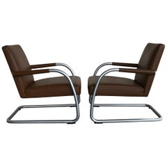 Pair of two 'VisaLounge' Armchairs by Antonio Citterio for Vitra, 2002