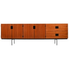 Cees Braakman Du-03 Sideboard in Teak Japanese Series for Pastoe, 1958