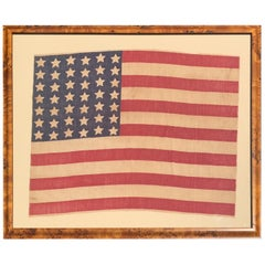 American 42 Star Flag, circa 1890