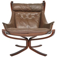 Sigurd Ressell Winged Falcon Chair
