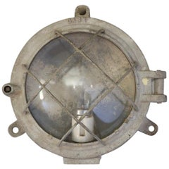 Ship's Bulkhead Light