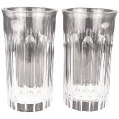 Mid-Century Modern Orrefors Glass Vases