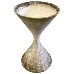 Willy Guhl Hourglass Planter, Smaller