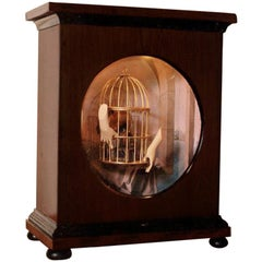 """Homage to Magritte, """"Phonograph in a gilded cage"""", 1996"""