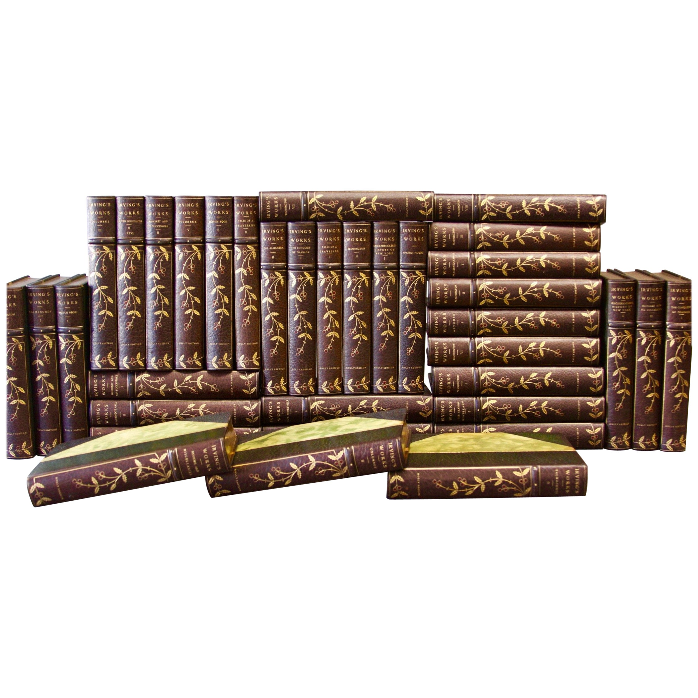 Books Complete Writings of Washington Irving, Collections
