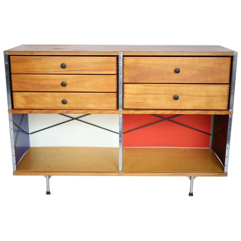 ESU200 by Eames for Herman Miller Credenza Sideboard Dresser