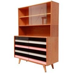 Mid-Century Three-Piece Cabinet, Jiri Jiroutek for Interier Praha, 1960s