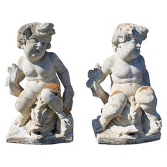 Couple of Statues 19th Century
