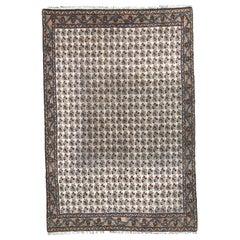 Vintage Large Morocco Rug