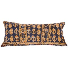 Pillow Case Fashioned from an Early 20th Century Kurdish Djidjim