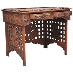 19th Century Chinese Traveling Scribes Desk