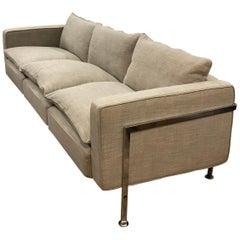 Robert Haussmann Three-Seat Sofa RH 302 for Hans Kaufeld or De Sede