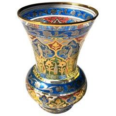Islamic Style Fritz Heckert Jodhpur Vase