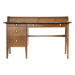 Modernist Desk by John Van Koert for Drexel