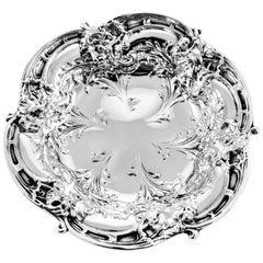 Sterling Art Nouveau Candy Dish