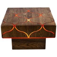 Shining Coffee Table by Petr Lehky