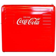 Original Coca Cola Bottle Cooler, 1955