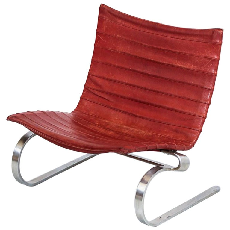 PK20 Lounge Chair by Poul Kjaerholm, E. Kold Christensen, 1968