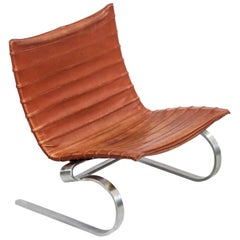 Lounge Chair by Poul Kjaerholm Model PK20, E. Kold Christensen, 1968