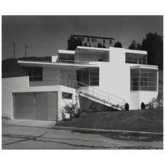 Rare Streamline Moderne William Kessling Shulman Easterly Terrace, 1936