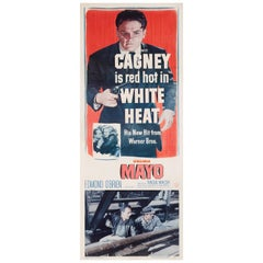 """White Heat"" Original US Film Poster"