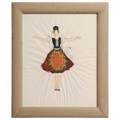 Costume Design for Diaghilev's Ballets Russes