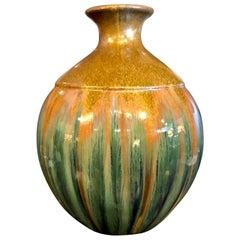 Fine Art Pottery Vase, 20th Century