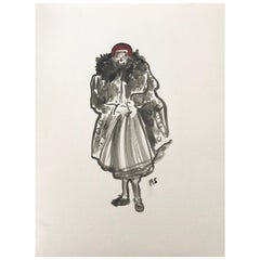 Lynn Yaegger, Watercolor on Archival Paper, 2016