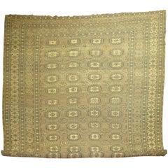 Oversize Antique Ersari Carpet
