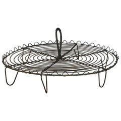 Antique French Wire Patisserie Cooling Rack