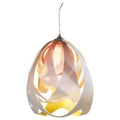 SLAMP Goccia Pendant Light in Fire by Nigel Coates