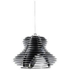 SLAMP Faretto Pendant Light in Black by Nigel Coates