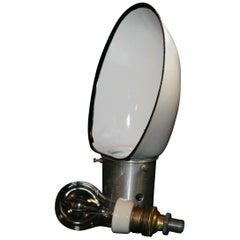 1960s Original Old Stage Lamp