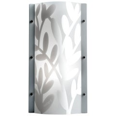 SLAMP Dafne Table Light in White by Nigel Coates
