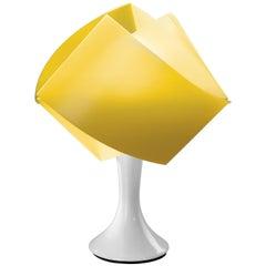 SLAMP Gemmy Table Light in Yellow by Spalletta, Croce, Ragnisco & Wijffels