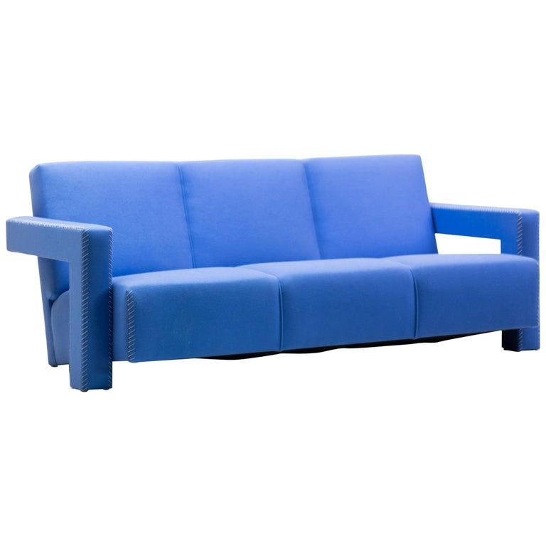 Utrecht Sofa by Gerrit Rietveld for Metz & Co