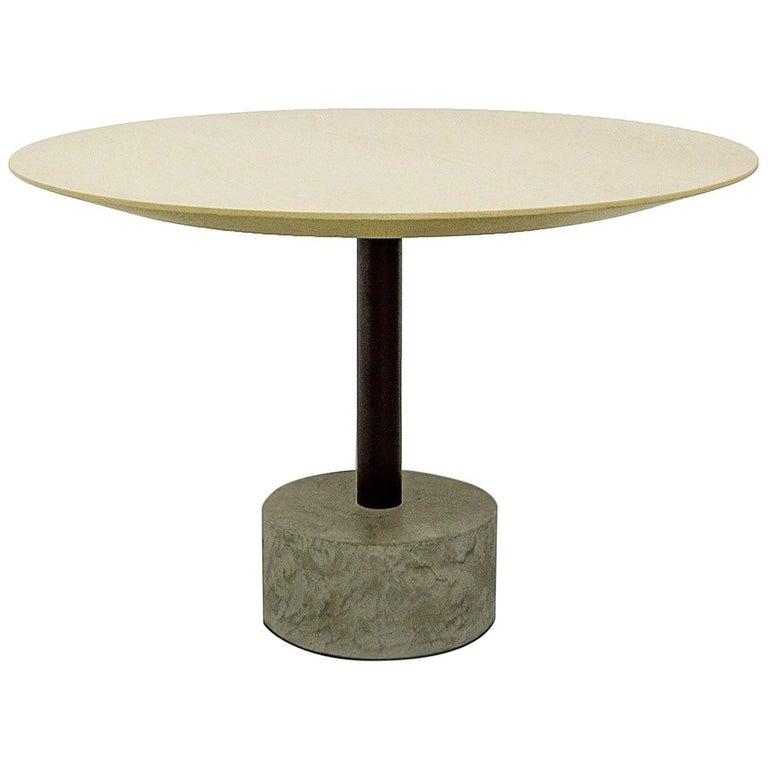 """""""Pistão"""" Centre Table, by Arthur Casas, Brazilian Contemporary Design"""