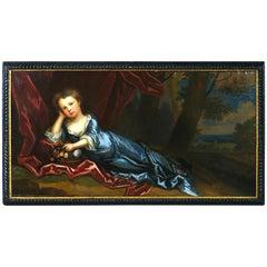 Charles D'Agar Portrait of Margaret Godolphin