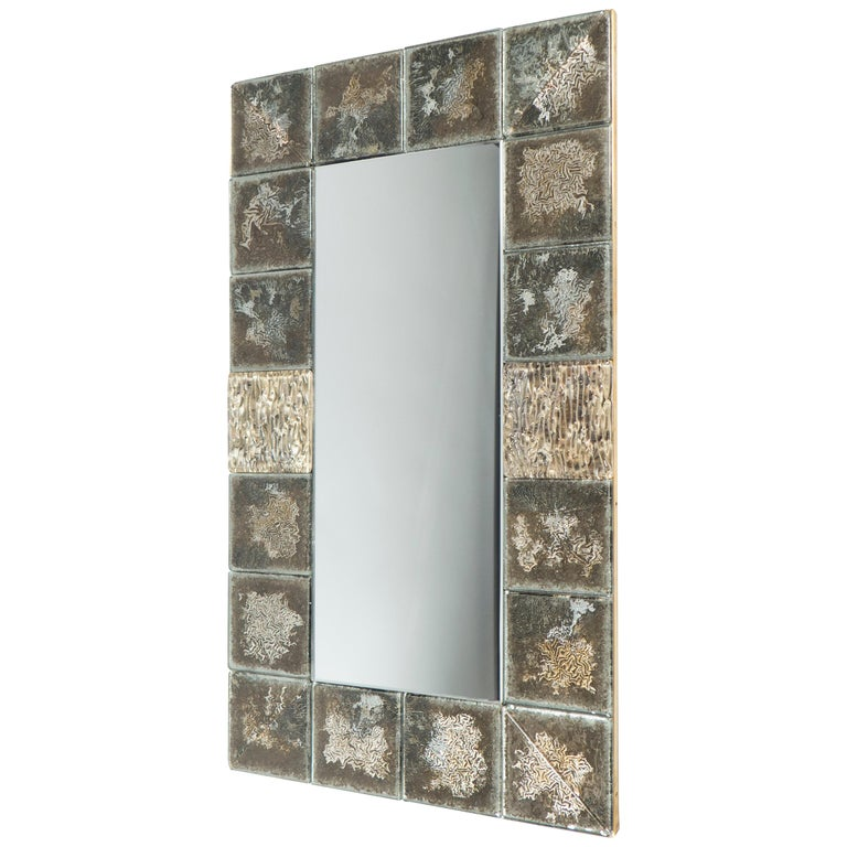 Mirror, Italy, 1970s For Sale