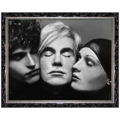 Andy Warhol, Jay Johnson and Candy Darling, After Photographer Richard Avedon