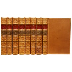 Books, Visit To Remarkable Places, William Jowitt, Antique Books